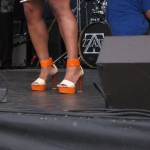 so listen, i love the shoes, but aja's legs? they beat anything you've got goin' on right now.